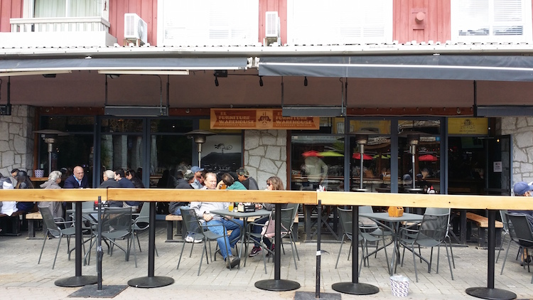 Whistler 39 s best patios blackcomb peaks blog for L furniture warehouse