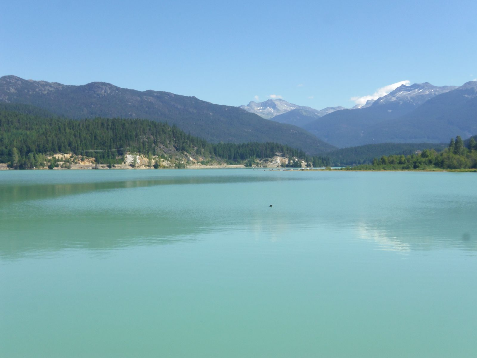 Whistler's Green Lake
