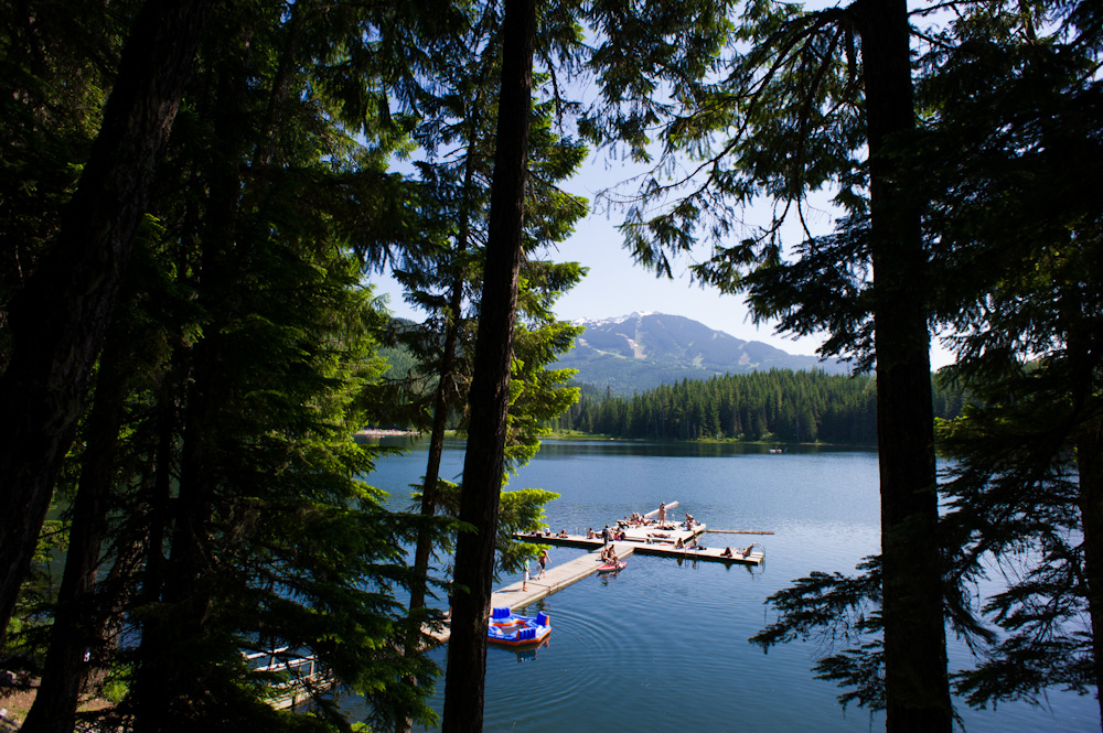 Lost Lake Whistler