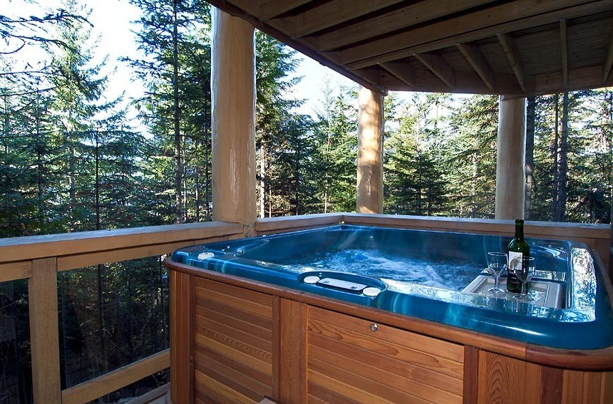 Taluswood 36 Hot tub