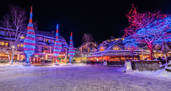 Whistler holiday events