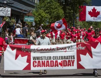 Canada Day Parade