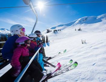 Whistler Family Ski - Mums Mountain Classic