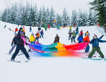 Whistler Pride and Ski Festival-Mike Crane Image