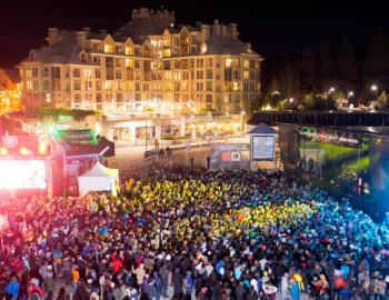 Whistler World Ski and Snowboard Festival