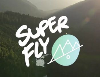 Superfly zip line tours Whistler