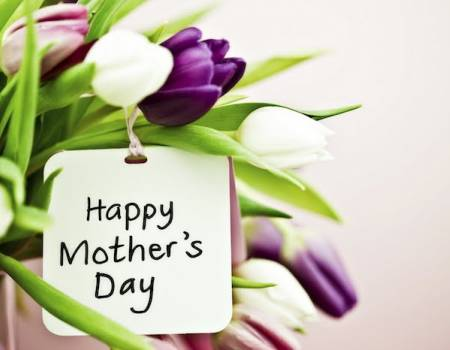 Ways to celebrate Mother's Day from home
