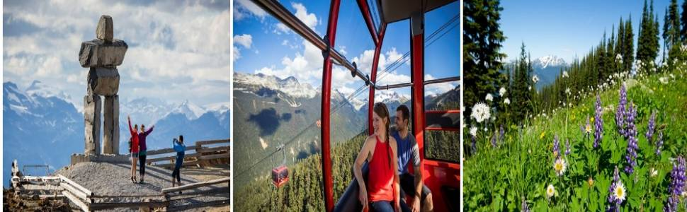 WHISTLER BLACKCOMB SIGHTSEEING: 2018 HOURS OF OPERATION
