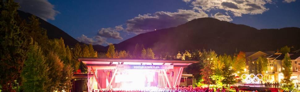 Whistler Presents: Outdoor Concert Series