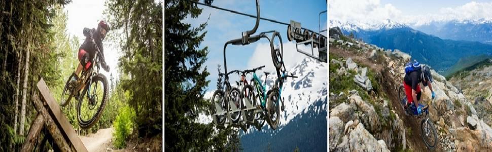 Whistler Mountain Bike Park: 2018 Hours of Operation