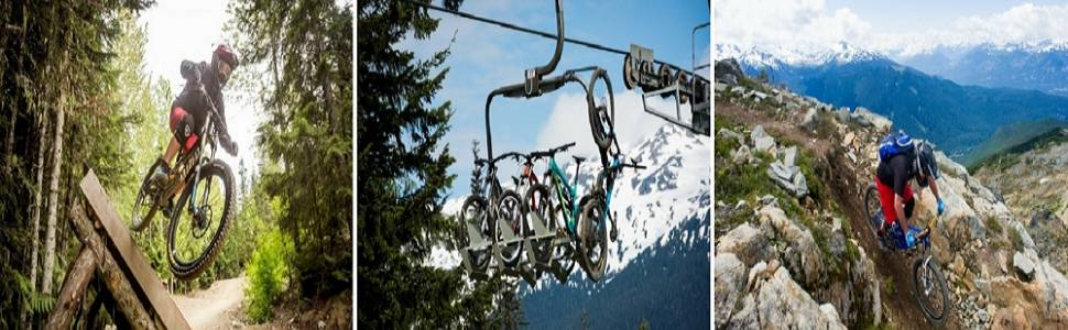 Whistler Mountain Bike Park: 2018 Hours of Operation