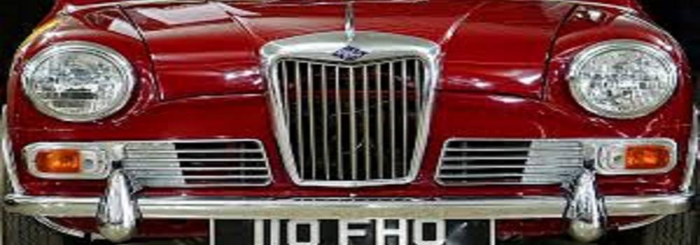 2017 All British Whistler Run Car Show