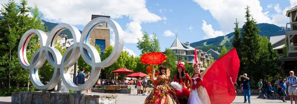 Whistler Canada Day Celebrations