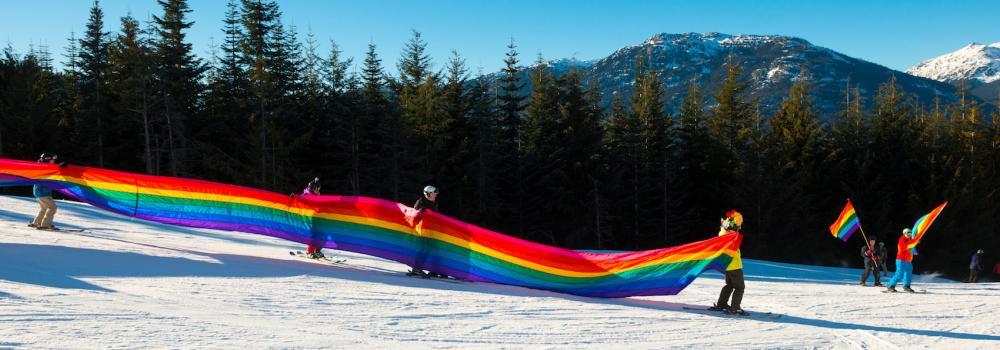 Whistler Pride and Ski Festival-Mike Crane