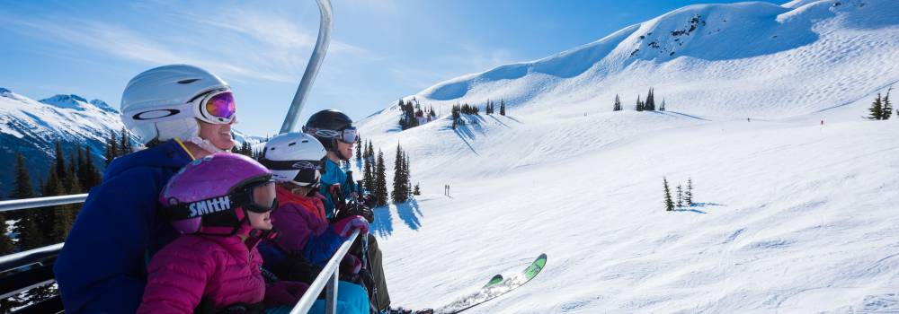 Whistler Family Ski Event - Mums Mountain Classic