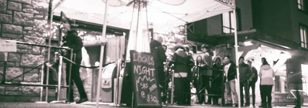 Whistler Bars