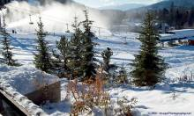 Ski in ski out properties Whistler