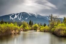 River of Golden Dreams Whistler