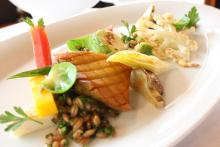 Culinary delights will be the focus in Whistler over Cornucopia.