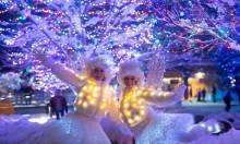 Christmas season in Whistler