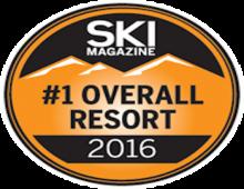 Whistler #1 Overal Ski Resort