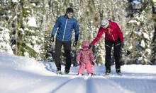 Nordic Skiing and Snowshoeing Whistler