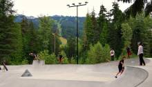 Whistler Skate Park